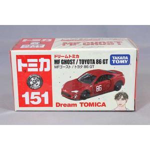 ☆ ドリームトミカ No.151 MFゴースト/ トヨタ 86 GT|kidbox