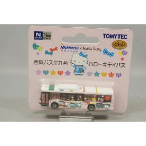 ☆ トミーテック ザ・バスコレクション 1/150 西鉄バス北九州 ハローキティバス|kidbox