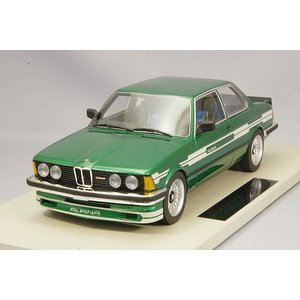 ☆ TOPMARQUES Lucky Step 1/18 BMW 323 アルピナ グリーン|kidbox