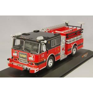 イクソ 1/43 シーグレイブ マローダー II 消防車|kidbox