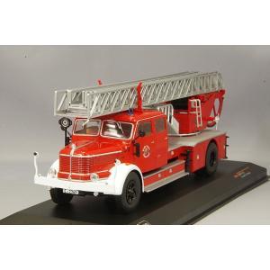 イクソ 1/43 クルップ DL 52 ドイツ消防|kidbox