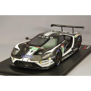 ☆ TopSpeed 1/18 フォード GT 2019 ルマン24H #66 S.ミュッケ/O.プラ/B.ジョンソン|kidbox