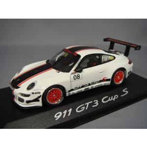 ☆ ポルシェ特注 ミニチャンプス 1/43 ポルシェ 991 GT3 Cup S #8 kidbox