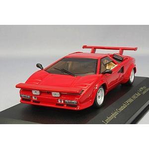 ☆ 【ジール特注】 イクソ 1/43 ランボルギーニ カウンタック LP500S 1982 フロントウイング レッド kidbox