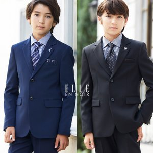 卒業式 小学校 男子 スーツ ギンガムチェックシャツスーツ 150 160 170cm 4001-5...