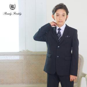 小学校 入学式 卒業式 スーツ 男子 5901-5405-5602 レジメンタルタイのベーシックスー...