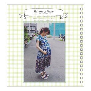 マタニティアルバム エコー写真 超音波 フォトアルバム ポケットアルバム ベビーの誕生もこれ1冊に L版フォトポケット16ページ全30ページ 写真 送料無料 速達|kids-m-yh|05