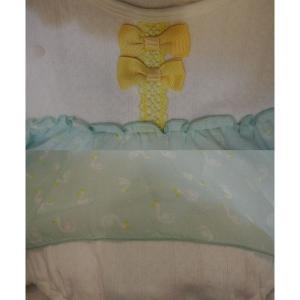 kids Zoo キッズズー ジャガード&シフォンスカートのグレコオール 子供服 セール 19春夏 kids-mint 03