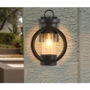 ブラケットライト 玄関照明 マリンランプ 玄関灯 ガラス 屋外用  ポーチライト 壁付け 照明器具 ...