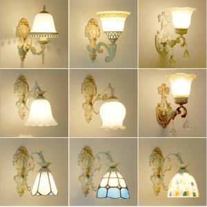 ブラケットライト  壁掛けライト 玄関照明 照明器具 間接照明 LED対応 北欧 モダンレトロ 壁掛...