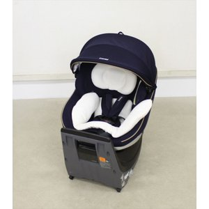 送料無料 ベビーステーション ミッキーマウス ホワイトグラス 手動ハイローチェア コンビ 新生児OK クリーニング済み A04000|kidsfan