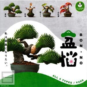 パンダの穴 盆悩 BON-NO ◆内容: <1>黒松 <2>野梅 <3>寒グミ <4>山紅葉  ◆メ...