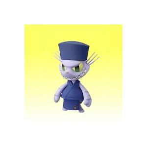 モンスターハンター アイルーコレクション <7>板前スーツ(銀青トラ)(フィギュア★単品)|kidsroom