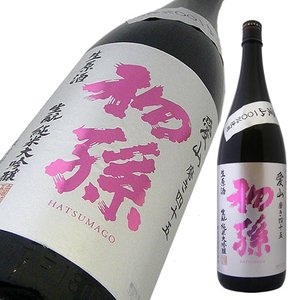 初孫 純米大吟醸 愛山 生原酒 限定品 1800ml|kigawaya