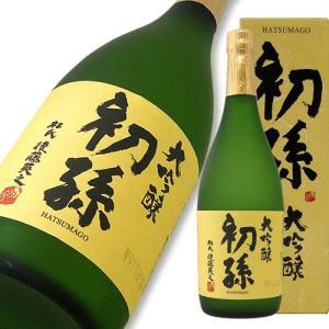 初孫 大吟醸 720ml|kigawaya