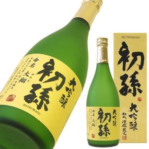 初孫 大吟醸 名入れ 720ml|kigawaya