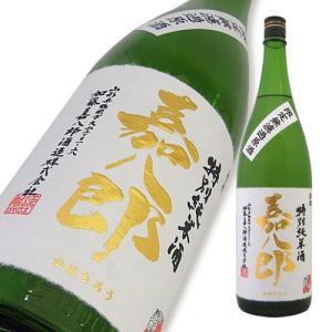 大山 特別純米 無濾過原酒 嘉八郎 限定品 1800ml|kigawaya