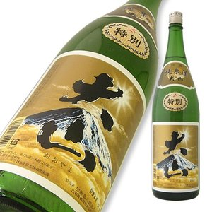 大山 特別純米酒 1800ml|kigawaya