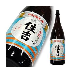 樽平 特別純米酒 銀住吉 +5 1800ml|kigawaya