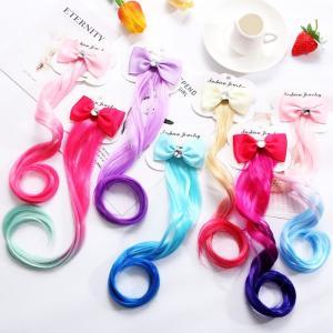 ワンポイント髪飾り 髪飾り ウィッグ ヘアピン オシャレ 可愛い かわいい 子供 女性 女の子 アクセサリー アクセ ディズニーランド プリキュア|kigurumishop