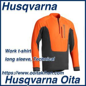ハスクバーナ テクニカルTシャツ長袖/XLサイズ|kihan