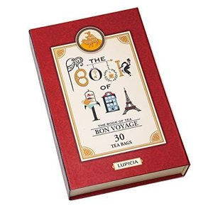 LUPICIA (ルピシア) THE BOOK OF TEA BON VOYAGE ティーバッグ