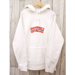 Supreme×COMME des GARCONS/シュプリーム/ギャルソン/Box Logo Hooded Sweatshirt/ボックスロゴパーカー【中古】【メンズ】【geejee_mk】8-0327M∞|kiitti