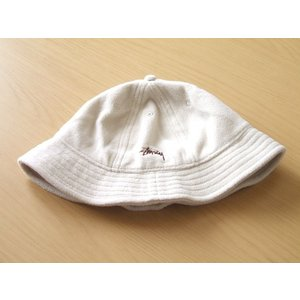 Stussy/Polar Fleece Bucket Hat/バゲットハット/ステューシー/【レディース】【中古】【geejee_ta】8-1130T◇|kiitti
