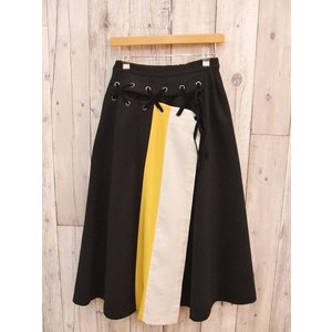 Ameri VINTAGE/COME OFF LACE UP SKIRT/スカート/アメリヴィンテージ/M/定価¥15700+TAX【レディース】【中古】【geejee_aw】8-1231A◎|kiitti
