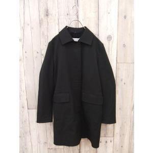 YAECA/165208/Soutien Collar Coat/ステンカラーコート/ヤエカ/S【レディース】【中古】【geejee_ta】9-0112T◎|kiitti