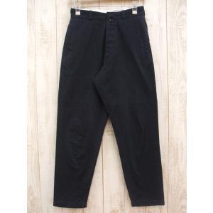 YAECA/Chino Cloth Pants/チノクロスパンツワイドテーパード/ヤエカ/67652/28【レディース】【中古】【geejee_1997】9-0129G◎|kiitti