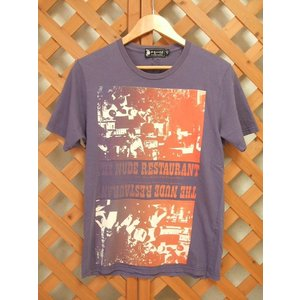 HYSTERIC GLAMOUR/プリントTシャツ/ヒステリックグラマー【中古】【メンズ】【geejee_ss】8-0601S△|kiitti