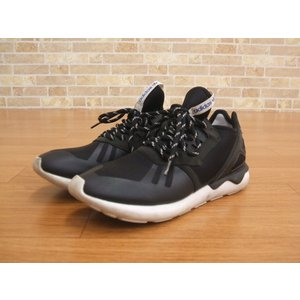 adidas/TUBULAR RUNNER M19648 CORE BLACK/チューブラー/ランナー/スニーカー/アディダス/27.5【メンズ】【中古】【geejee_1997】8-0817G◎|kiitti