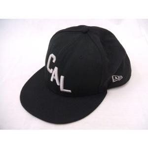 STANDARD CALIFORNIA×NEW ERA/CAL Logo Cap/スタンダードカリフォルニア/キャップ/BMF71655【ストリート】【中古】【メンズ】【geejee_1997】9-0515G♪|kiitti