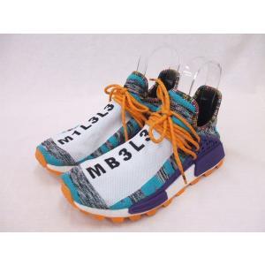 adidas/アディダス/BB9528/PHARRELL WILLIAMS SOLAR HU NMD/スニーカー/ファレル/275/BMF71853【中古】【メンズ】【geejee_1997】9-0519G♪|kiitti|02