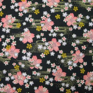 綿100% 日本製 幅110cm  10cm単位の販売です。価格は10cmの値段です。生地はシーチン...