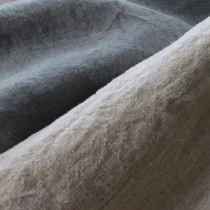 生地 布 | 洗いこまれたアンティーク風ラミーリネン|kijinomori|06
