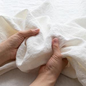 生地 布 | 洗いこまれたベルギーリネン (1/25番手・1/40番手・1/50番手)|kijinomori|04