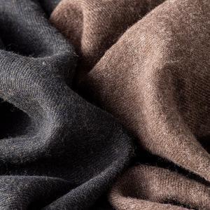 生地 布 | 洗いこまれた綾織リネンウール|kijinomori|02
