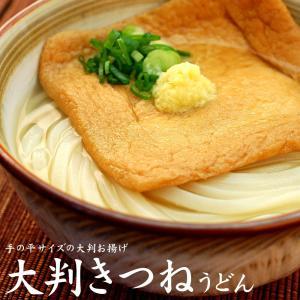黄金の大判きつねうどん(4食入)|kijoanudon