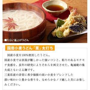 《国産小麦うどん薫(太切麺)》240g×10袋(20食入)つゆ無セット【FKA-7100】|kijoanudon|02