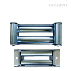 四方向ローラー(大)ワイヤーフェアリード ウインチ KIKAIYA|kikaiya-work-shop