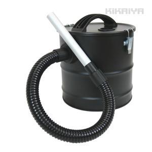 灰クリーナー 18L アッシュクリーナー 薪ストーブ メンテナンス 灰フィルター 灰取り 灰掃除  KIKAIYA kikaiya-work-shop