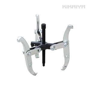 ベアリングプーラー 3爪 ギアプーラー 外掛け 6インチ(150mm) KIKAIYA kikaiya-work-shop