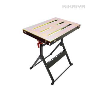 ウェルディング テーブル 折りたたみ式 溶接 作業台 溶接台 KIKAIYA kikaiya-work-shop