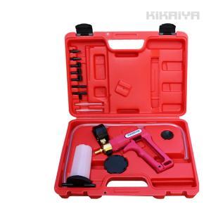 ハンディバキューム&ブレーキブリーディングキット 2in1(認証工具) KIKAIYA|kikaiya-work-shop