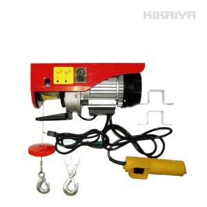 電動ホイスト500kg 最大揚程12m 電動ウインチ100V KIKAIYA|kikaiya-work-shop