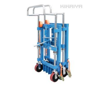 リフティングローラー 重量物移動台車 油圧式 900kg×2個セット リフター 重量物ジャッキアップ 大型家具(個人様は営業所止め)|kikaiya-work-shop