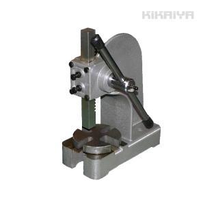 ハンドプレス機 1トン アーバープレス 強力 KIKAIYA|kikaiya-work-shop