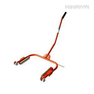 タイヤホイールセッター(小) ホイールリフター タイヤドーリー タイヤ交換 「すご楽」 KIKAIYA kikaiya-work-shop